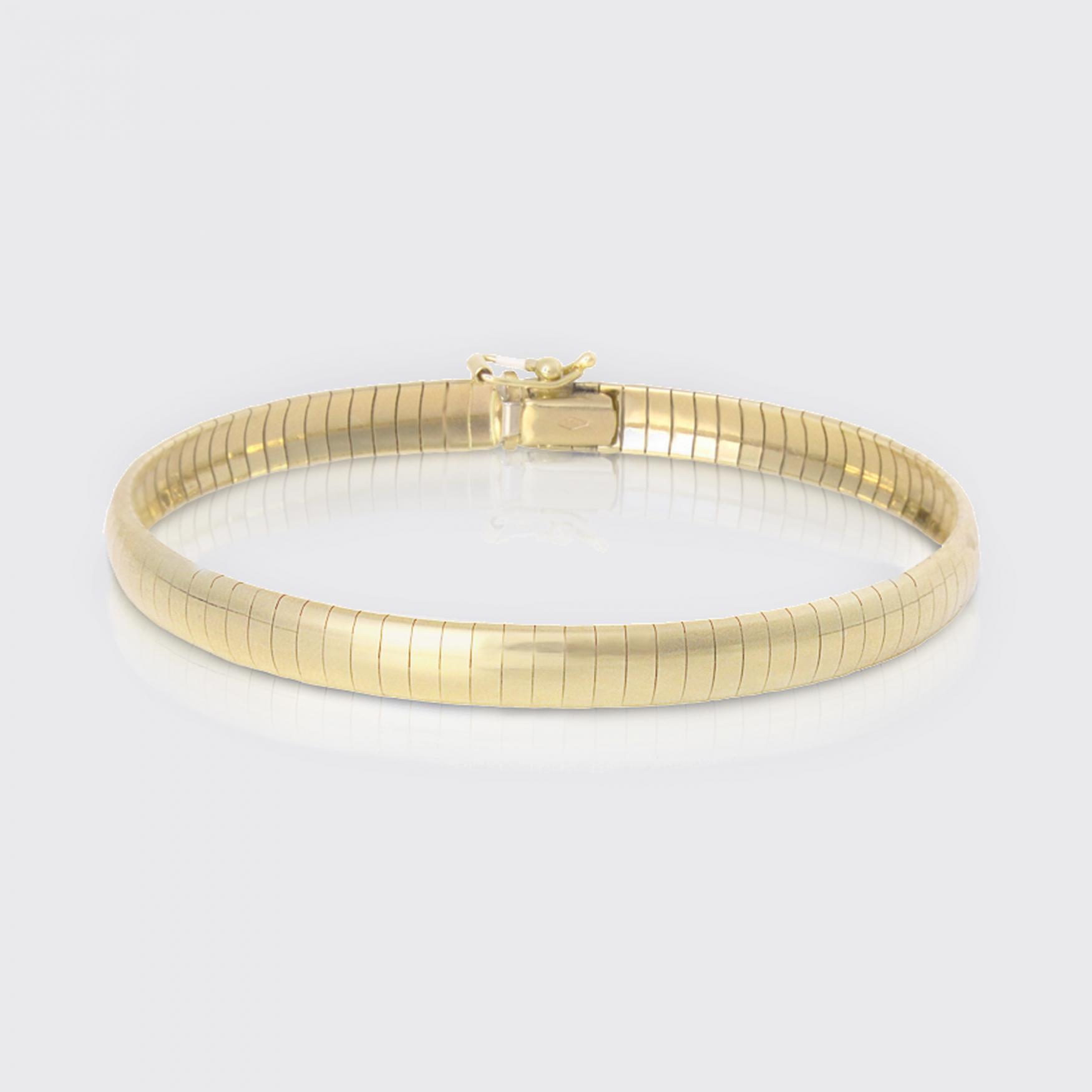 Armband - Omega Gold