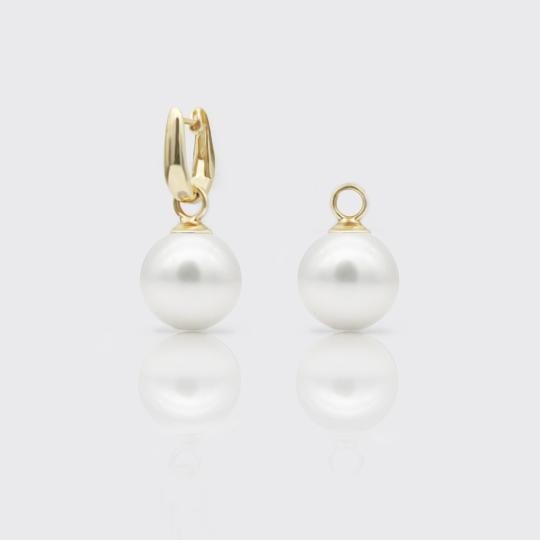 Einhänger - runde Perle