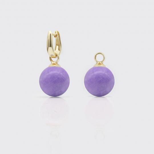 Einhänger - Lavendelquarz