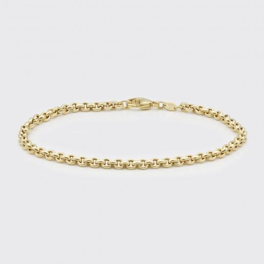 Armband - Gelbgold, Brillanten (0,5ct.)