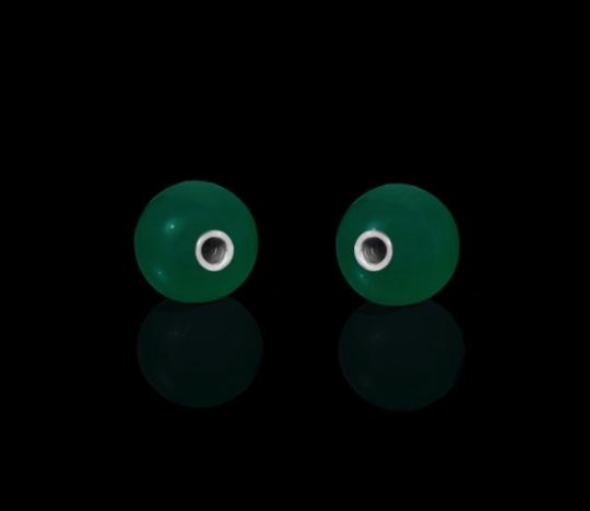 SilverStuds - Wechselkugeln grün