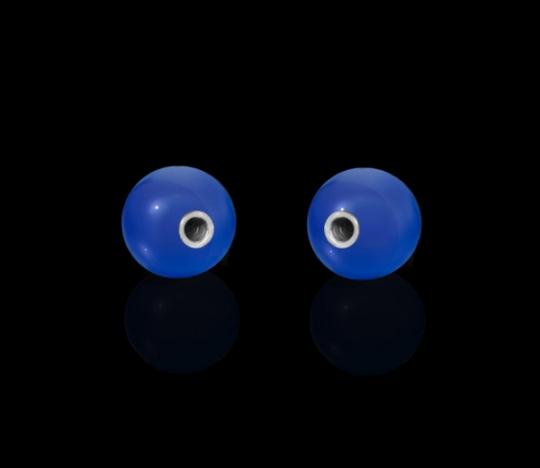 SilverStuds - Wechselkugeln blau