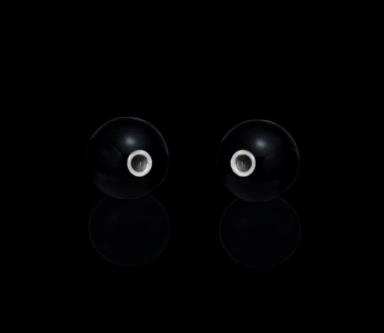 SilverStuds - Wechselkugeln schwarz